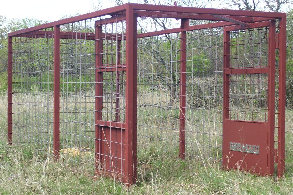 High Quality Custom Hog Traps By Quot Boss Hawg Quot Cross Plains